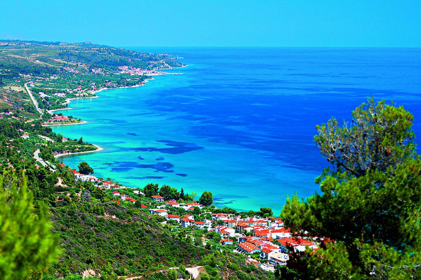 Греція - реколекції з відпочинком на морі