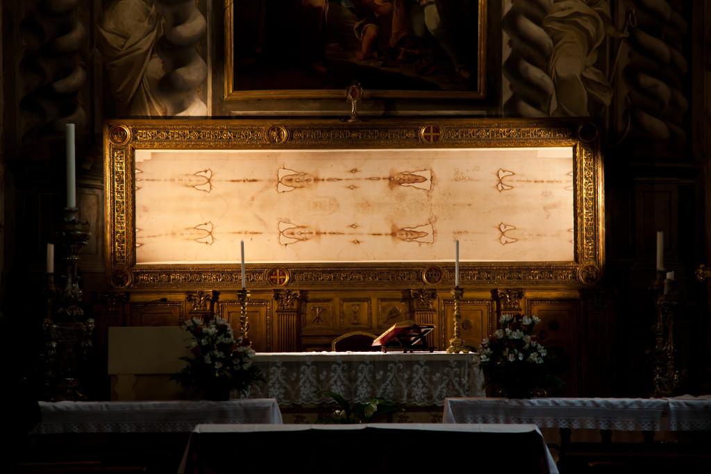 Туринська плащаниця знову виставлена для вшанування