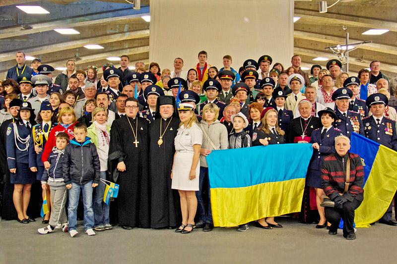 Українські військові вирушили у паломництво до Люрду