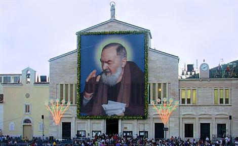 Тіло Падре Піо буде вперше виставлено у базиліці св.Петра
