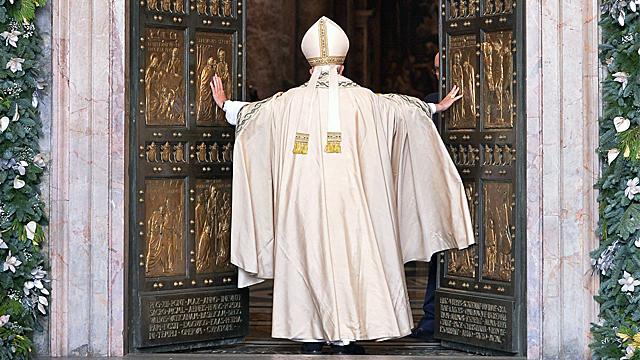 Ювілейний рік Милосердя: більше мільйона прочан пройшли через Святі двері в Римі