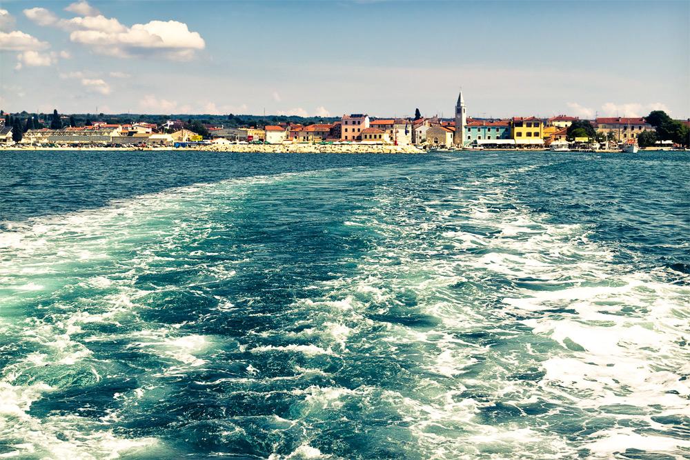 Християнський відпочинок на морі в Хорватії