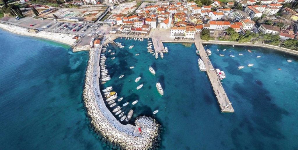 відпочинок на морі в Хорватії