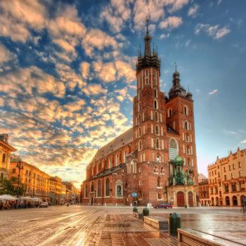 Духовні святині Польщі