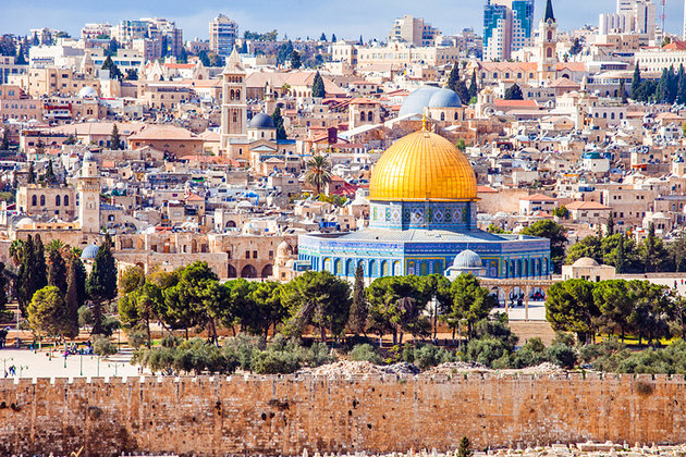israel-jerusalem-skyline