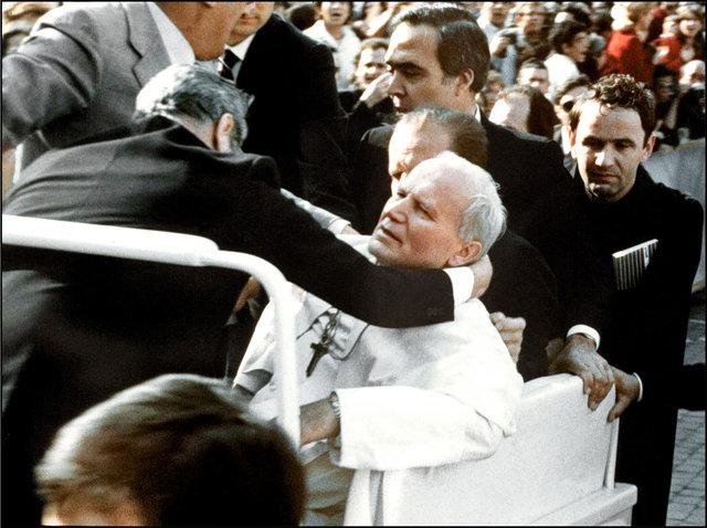 замах на Івана Павла ІІ