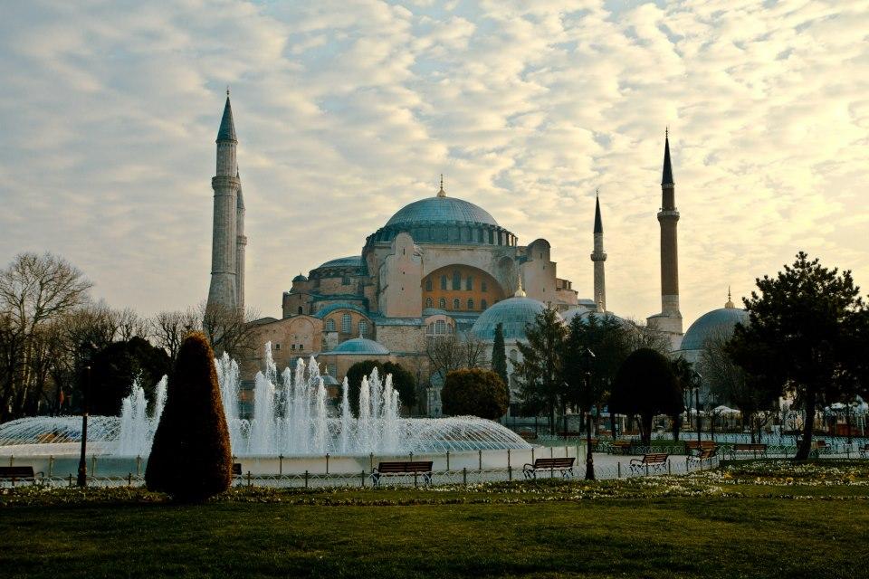 Стамбул з відпочинком на морі