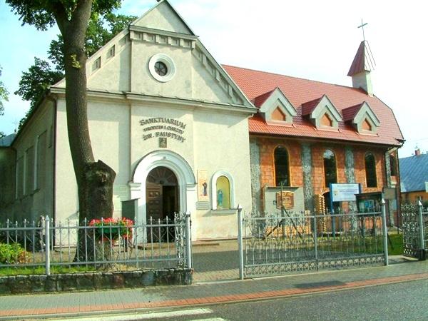 sanctuariy s.faustyny