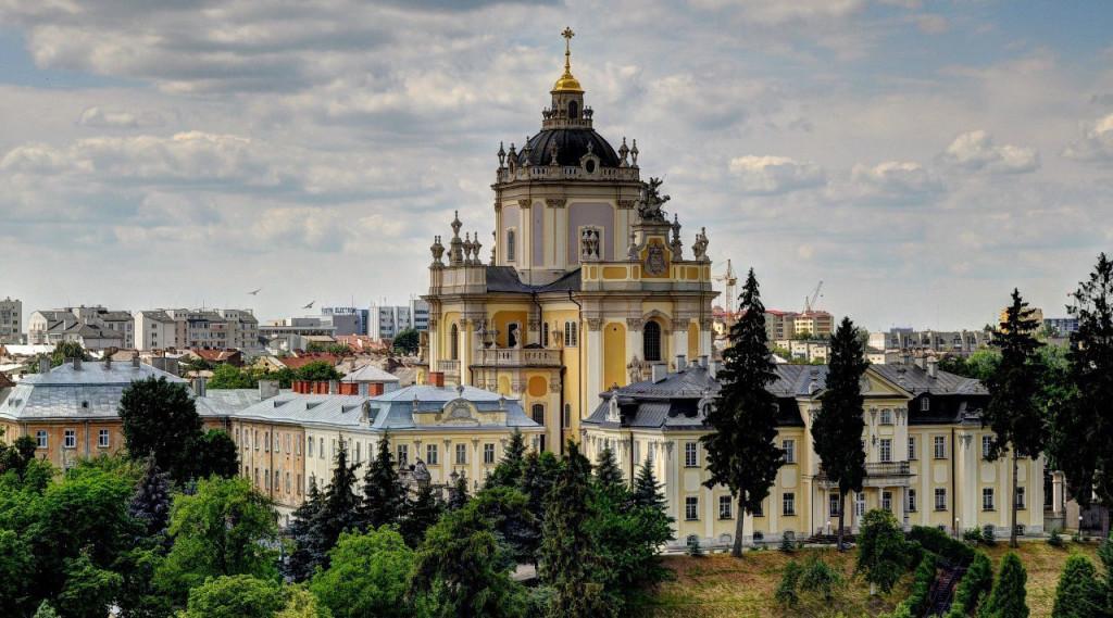 Двері Божого милосердя відкриють у Львові