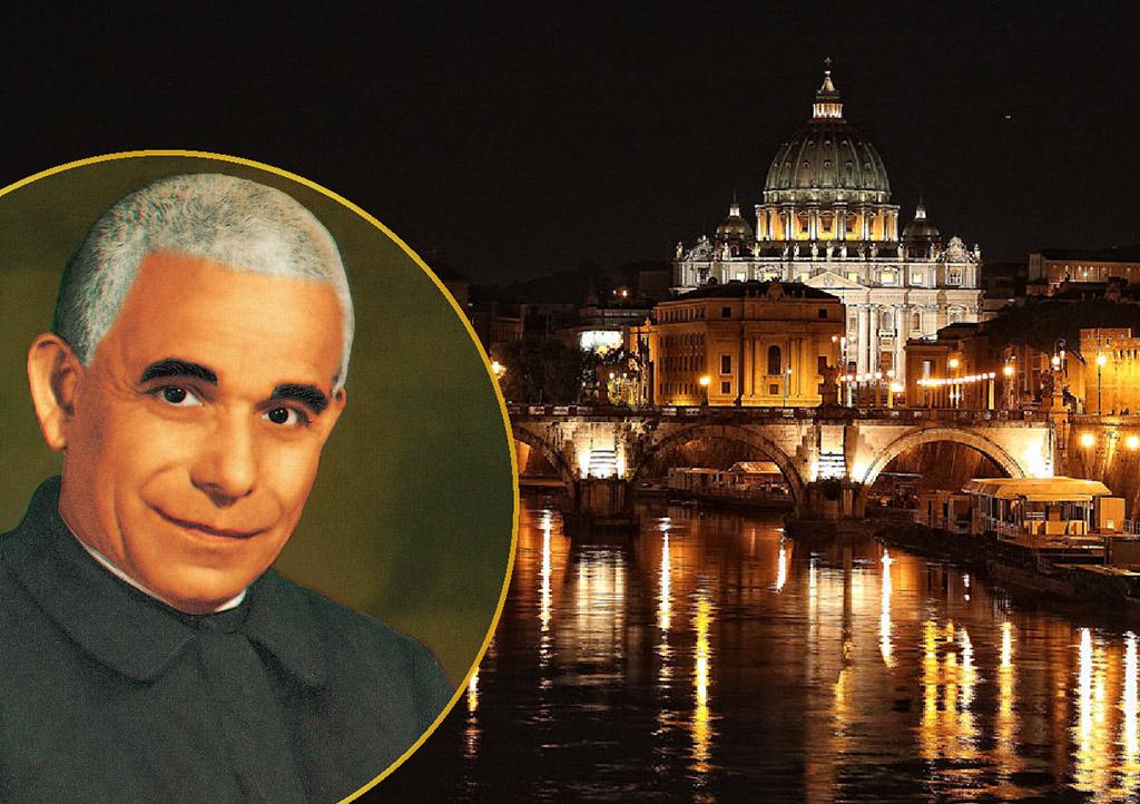 Рік Милосердя: Рим зі святим Оріоне