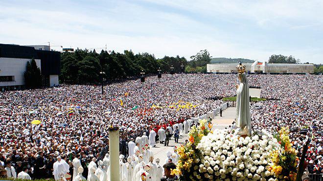 Марійні святині на 100-річчя Фатімських об'явлень