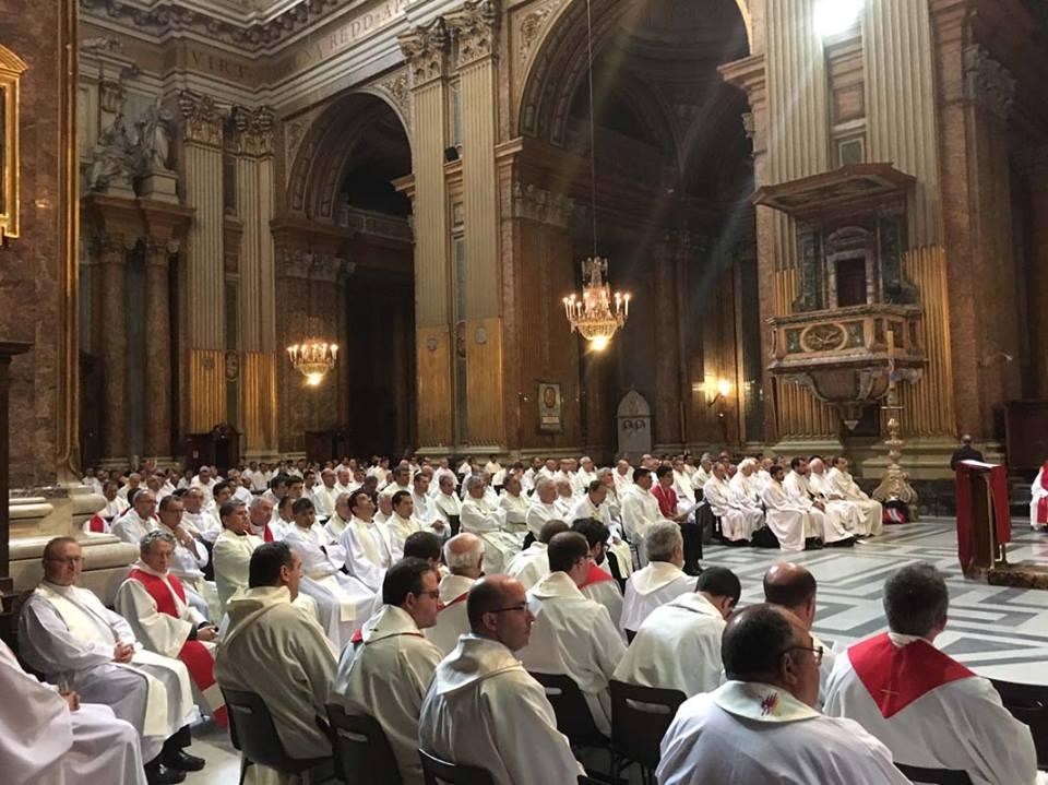 Священики з усього світу зустрілися в столиці Року Милосердя