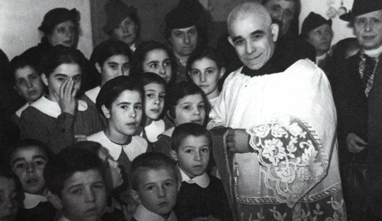 """Святий Луїджі Оріоне − """"апостол милосердя"""""""