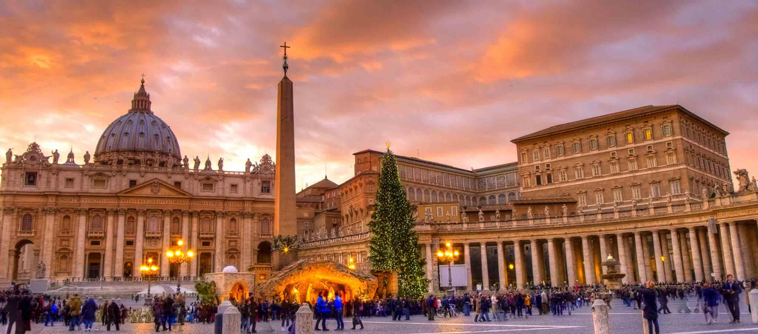 Римо-католицьке Різдво у Ватикані