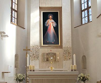 Santuario Divina Misericordia Lutuania