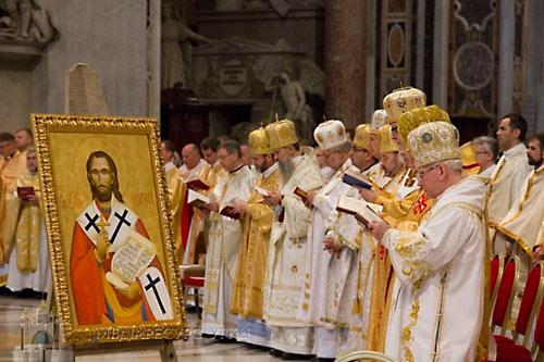 Ювілей 400-ліття Василіянського Чину розпочнеться Святою Літургією в соборі святого Петра у Римі