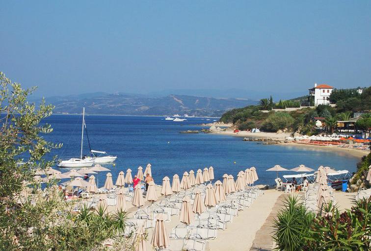Сімейний відпочинок у Греції