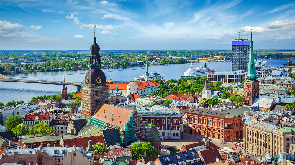 Паломництво святинями Прибалтики та Скандинавії