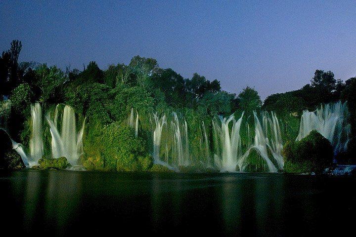 Водоспад Кравіце – перлина поряд Меджугор'я