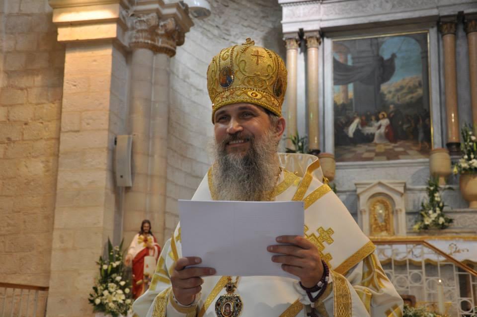 Папа призначив владику Венедикта Алексійчука Єпархом Чиказьким