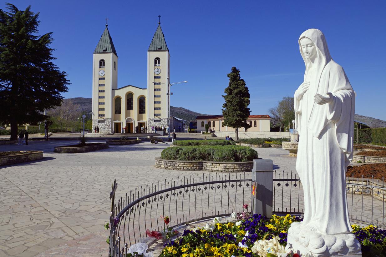 Ватиканська комісія визнала перші об'явлення в Меджугор'є правдивими