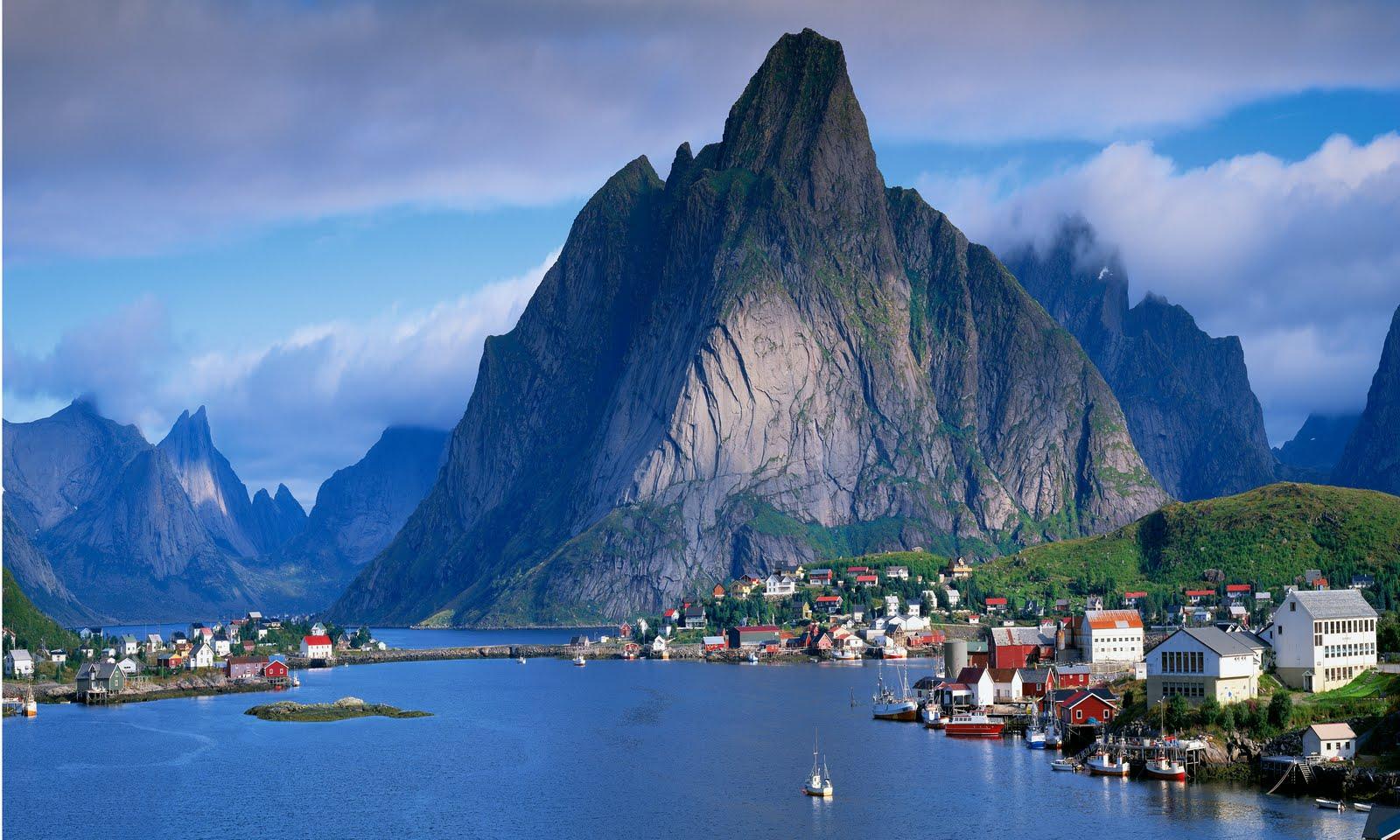 Паломництво країнами Скандинавії