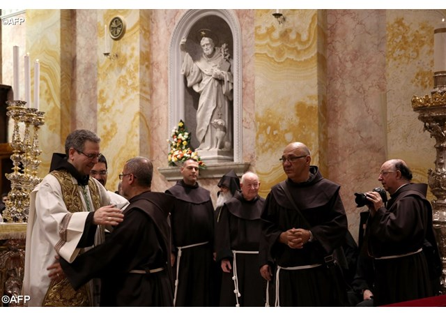 Францисканці у Святій Землі відсвяткували 800-річчя служіння в регіоні