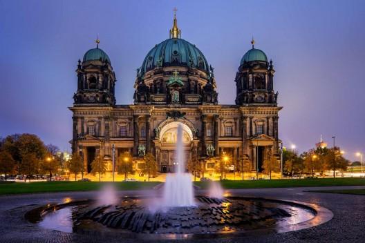 Берлін – суворий і прекрасний!