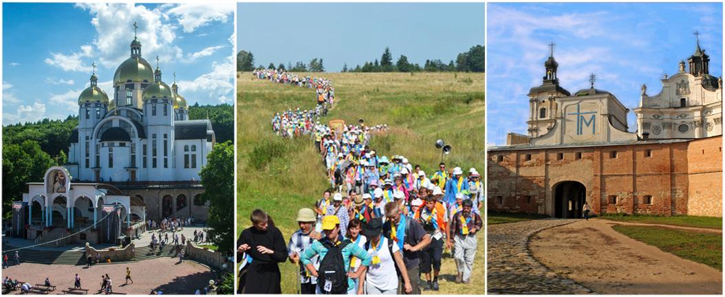 15-16 липня Зарваниця та Бердичів чекають паломників!
