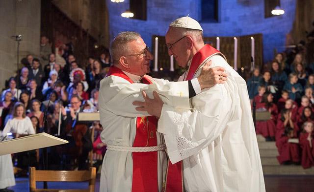 Реформати приєднуються до примирення з Вселенською Церквою