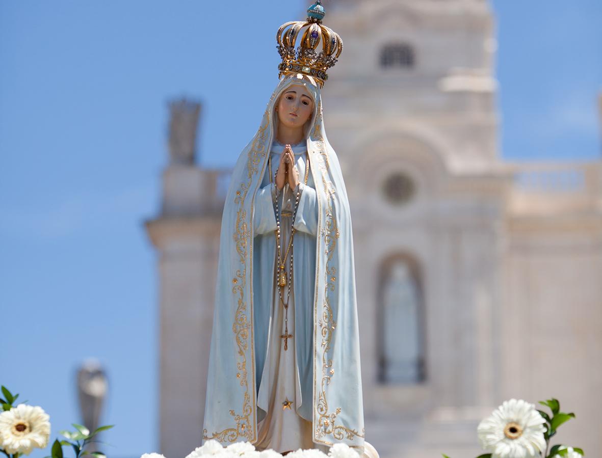 Марійні святині на 100-річчя об'явлень у Фатімі