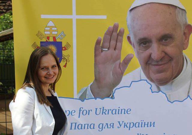 """""""Йди, куди Бог тебе кличе"""" – підсумок року в Акції """"Папа для України"""""""