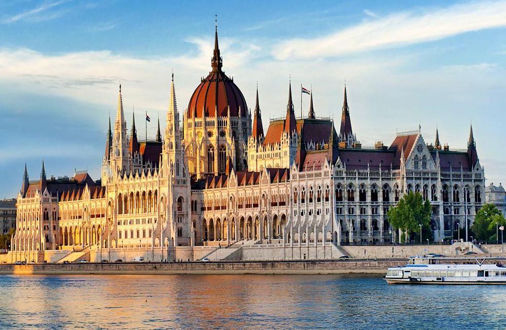 Християнська подорож в Угорщину