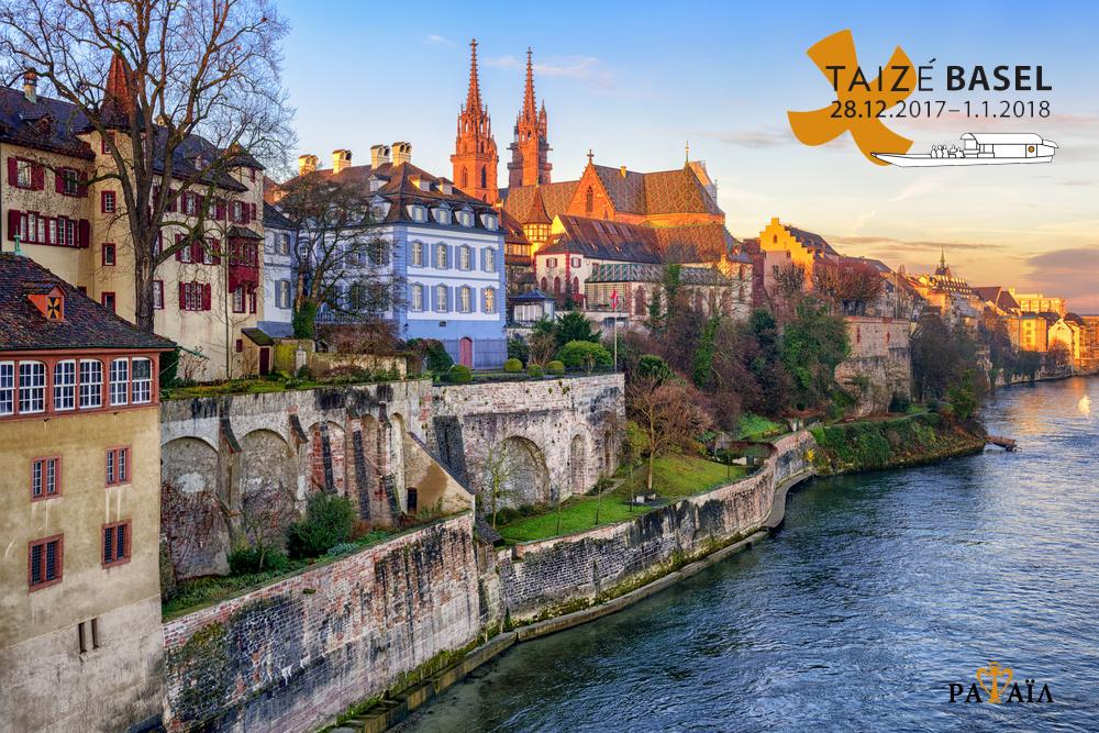 Новорічна зустріч Тезе в Базелі (Швейцарія) - економ-програма