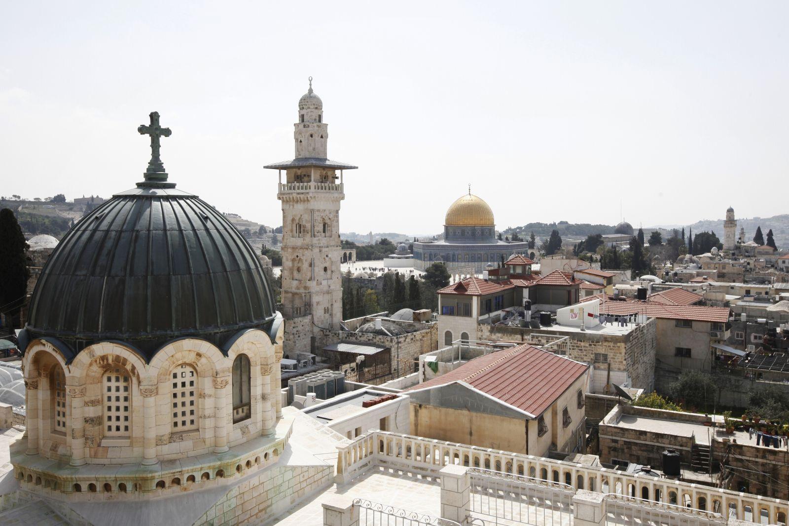 Єрусалиму 7000 років?
