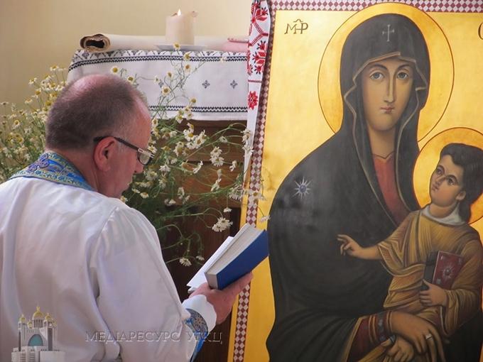 Глава УГКЦ поблагословив заснування двох Марійних відпустових місць у Донецькому екзархаті