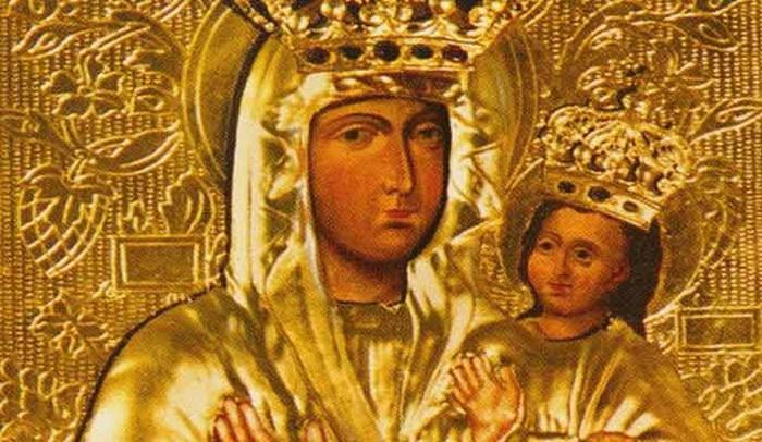 Папа коронує ікону Зарваницької Матері Божої