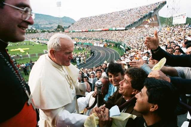 Організаторам СДМ у Панамі передали мощі Івана Павла ІІ