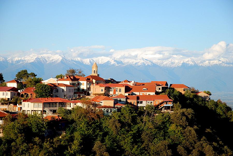Паломництво у весняну Грузію