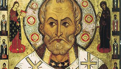 Святині Італії на празник св. Миколая