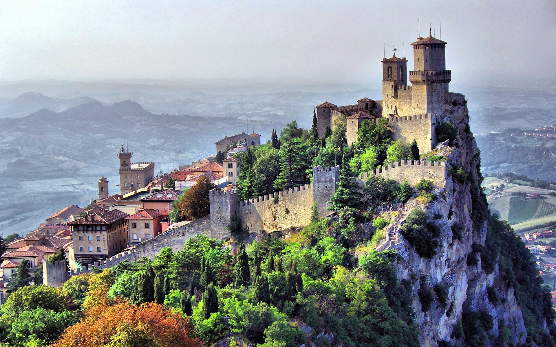 Найсвітліша республіка Сан-Марино