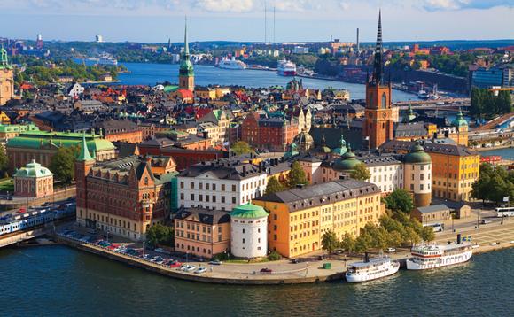 Святині Балтії та Скандинавії