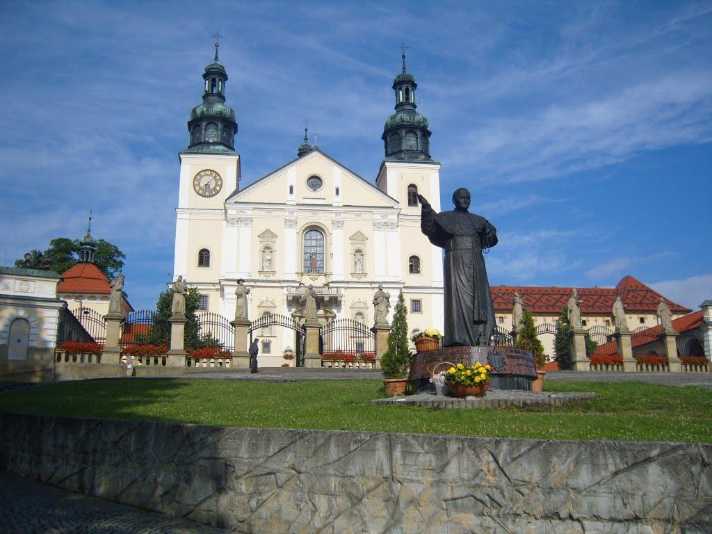 Проща-реколекції у святинях Польщі