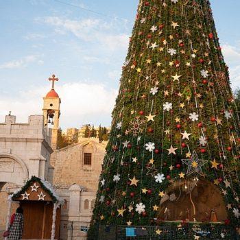 Свята Земля: Різдво у Вифлеємі