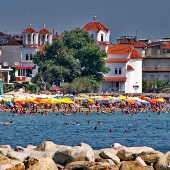 Греція з відпочинком на морі