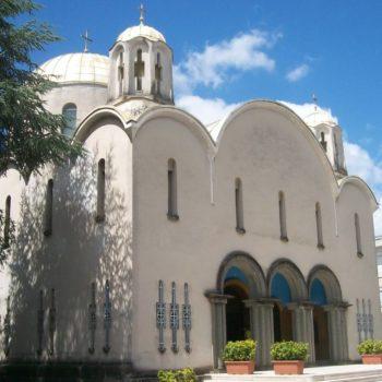 Постійний Синод УГКЦ запрошує на паломництво до собору Святої Софії в Римі з нагоди 50-ліття його освячення