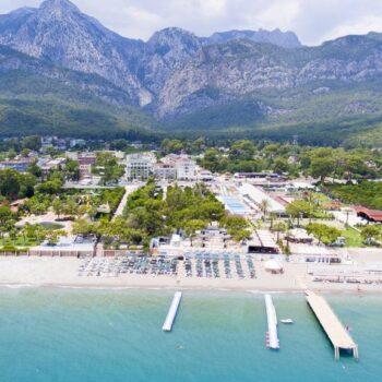 Реколекції з відпочинком на морі   в  Туреччині