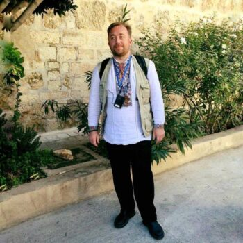 Паломництво на гору Синай з о.Юстином Бойко