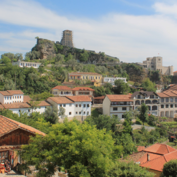 Вперше у Албанії з Рафаїлом