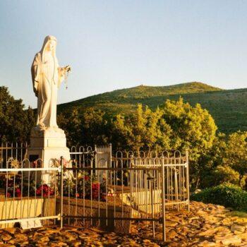 Проща для воїнів АТО та їхніх родин до Меджугор'є